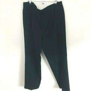 Hugo Boss Black Wool Dress Pants 40x30